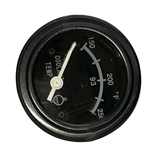 Hachiparts 3015234 Medidor de Temperatura Mecánico Eléctrico de Agua/Aceite Compatible con Cummins Piezas Del Motor Generador Diesel