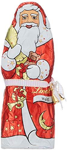 Lindt Weihnachtsmann Weiß, 3er Pack (3 x 125 g)