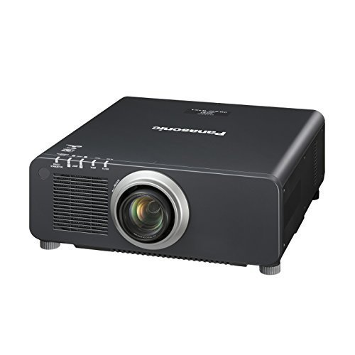 Fantastic Prices! Panasonic PT-DW830UK | 8500 Lumens WUXGA Installations Projector With Lens Black