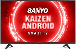 Sanyo 108 cm (43 inches) Kaizen Series 4K Ultra HD Certified Android LED TV XT-43UHD4S (Black) (2020 Model),Panasonic,XT-43UHD4S,tv,television,tv led,led tv,led tvs,sanyo 43 inch led tv,sanyo tv,sanyo led tv,led tv 43 inches full hd smart tv,android tv,tv stands for wall,4k tv,4k led tv,43 inch tv,led smart tv,smart led tv,tv 43 inch,uhd 4k tv,tv led 43 inch,tv 43 inches,tv 43 inch smart tv,android tv 43 inch,led tv 43 inches offer,android tv box,led tv 32,led 43 inch tv,hd tv,kaizen,android sma