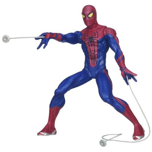 Hasbro 98723148 Spider-Man Deluxe Spara Ragnatele