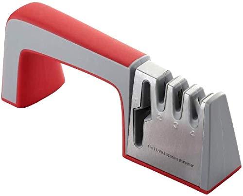 MYXMY Aiguiseur ménages multi-fonction Whetstone for rapide Affûtage des couteaux de cuisine Affûtage Rods Ciseaux Affûtage Ciseaux Artifact Affûtage