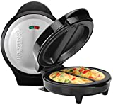 Best Omelette Pans - Holstein Housewares HH-0937012SS Omelet Maker, Black Review