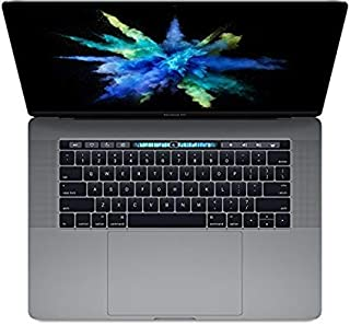 "Apple MacBook Pro Retina 15 ""(Barra táctil/MLH42LL/A) Intel Core i7 2.6 GHz 4core, RAM 16GB, 256GB SSD, Radeon Pro 2GB, Te..."