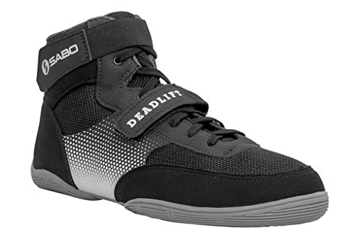 Sabo Deadlift Shoes (43 RUS / 9.5-10 US, Black)