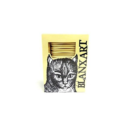 Blanxart Katzenzungen Weiße Schokolade 110 g