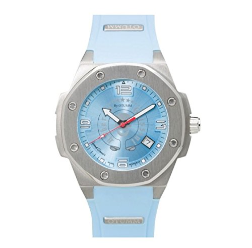 Roberto Geissini W-WatchClassic-LB.lightblue