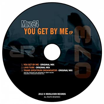 You Get By Me Ep