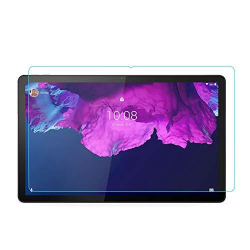 Fitudoos Pellicola Protettiva per Lenovo Tab P11 TB-J606F 11 pollici,[Vetro temperato] [Ultra Trasparente] [Anti-graffio] [Bubble-Free] per Lenovo Tab P11 TB-J606 11 pollici.