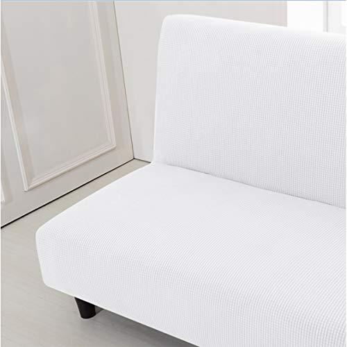 WINS Sofabezug ohne armlehnen 3 sitzer Sofahusse Schlafsofa Stretch sofabezug Clic Clac Bettcouch Schonbezug