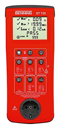 Benning 050316 ST 725 Gerätetester