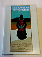 The Power of Nothingness 0395315573 Book Cover