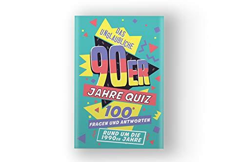 Mags GR Gift Republic | Das unglaubliche 90er Jahre Quiz