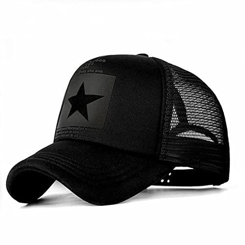 XMYNB Baseball Cap Baseball Cap Women Baseball Hat Breathable Men Women Summer Mesh Cap Baseball Caps-F