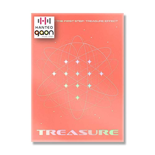 Treasure - The First Step Effect [Orange ver.] (1st Album) [Pre Order]...