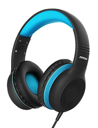 Kids Headphones, CH6S Children Headphone Over Ear, Wired Headset Volume...