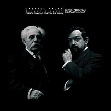 French Sonatas For Violin & Piano