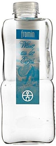 fromin Wasser still, Pet-Flaschen, Water from the Ice Age, 8er Pack, EINWEG (8 x 1 l)