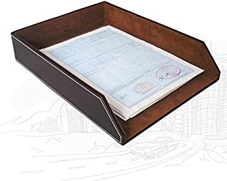 File Tray - Office Files Tray Documents Container-tray Desk Document A4 Print Papers Organizer Office School Supplies Desk...