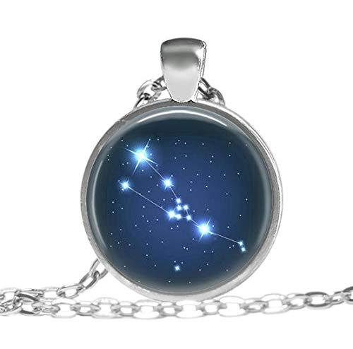 Sternbild Halskette Stier 21. April / 20. Mai Ihr persönliches Horoskop auf dem Bild.