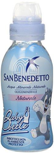 San Benedetto Acqua Baby Naturale, 4 x 250ml