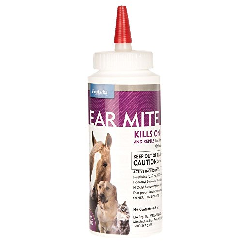 ProLabs Ear Mite Killer Lotion (6 oz)