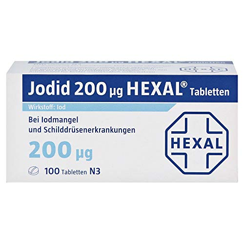 JODID 200 HEXAL Tabletten 100 St