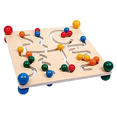 Legler Motor-Activity Board Preschool Learning Toy