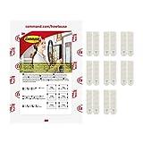 Tiras para colgar cuadros blancas estrechas Command PH207-14EU