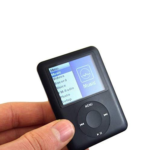 Infinizy MOTOTIVE Mp3 Mp4 Digital Player Audio & Video Player Fm Radio Recording E-Book Reading Tf Card Read & Play