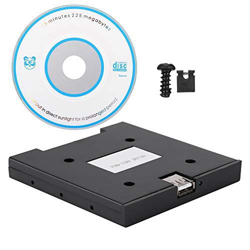 Tonysa FDD-UDD26720 USB Diskettenlaufwerk Emulator,USB Floppy Drive Emulator mit 720KB Internes Diskettenlaufwerk,Kompatibel mit Stabiler Übertragung/großer Kapazität/Langer Lebensdauer