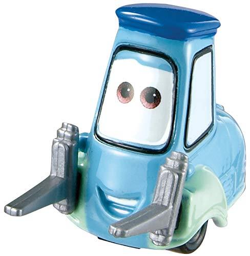 Disney Cars Sweet Tea und Guido Fahrzeugset Pixar Cars im Maßstab 1 : 55