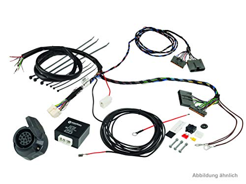 WESTFALIA Automotive 307402300113 Juego eléctrico de 13 Polos y específico C-MAX (Incl. Grand) (a Partir de 09/10), Ford Focus Hatchback/Turnier (BJ 03/11-08/18)