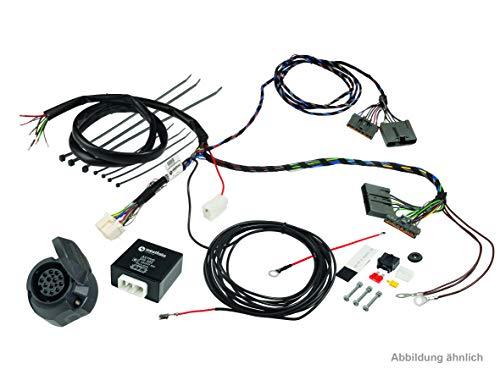 WESTFALIA Automotive 321652300113 Elektrosatz 13-polig und fahrzeugspezifisch für VW Transporter T5 / T6 (Kasten) (ab BJ 05/2012) - für Kfz mit Vorrüstung auf Anhängevorrichtung
