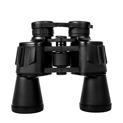 Prismáticos 20X50 Binoculares Largavista Profesionales Prismaticos HD Profesionales para Adultos Vision Nocturna Débil Binoculares Prismas BaK4 y FMC