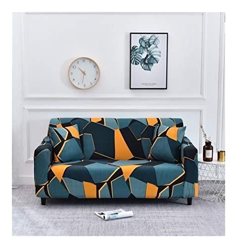 RJJX Housses en Tissu Extensible en Coupe élastique Sofa Spandex for Living Room Canapé Couverture L Forme Fauteuil Couverture 1/2/3 Sentir à l'aise