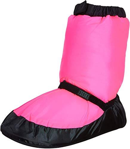 Bloch Warm Up Bootie, Unisex-Erwachsene Stiefel, Pink (Pink Fluro), 38-39.5 EU (5-6.5 UK) (M)