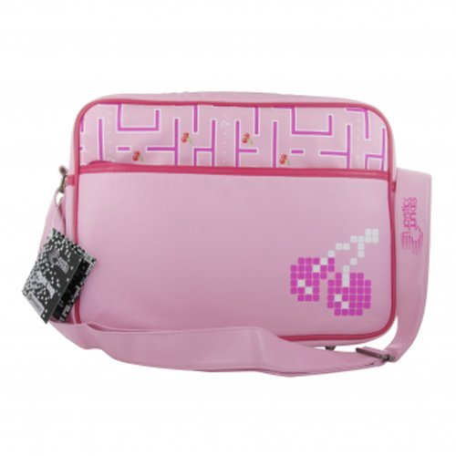Joystick Junkies Pink Cherry Pixel Flight Bag