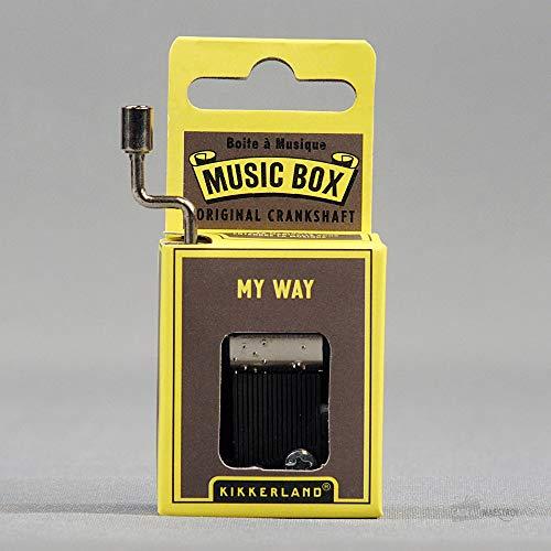 caja de musica a mi manera