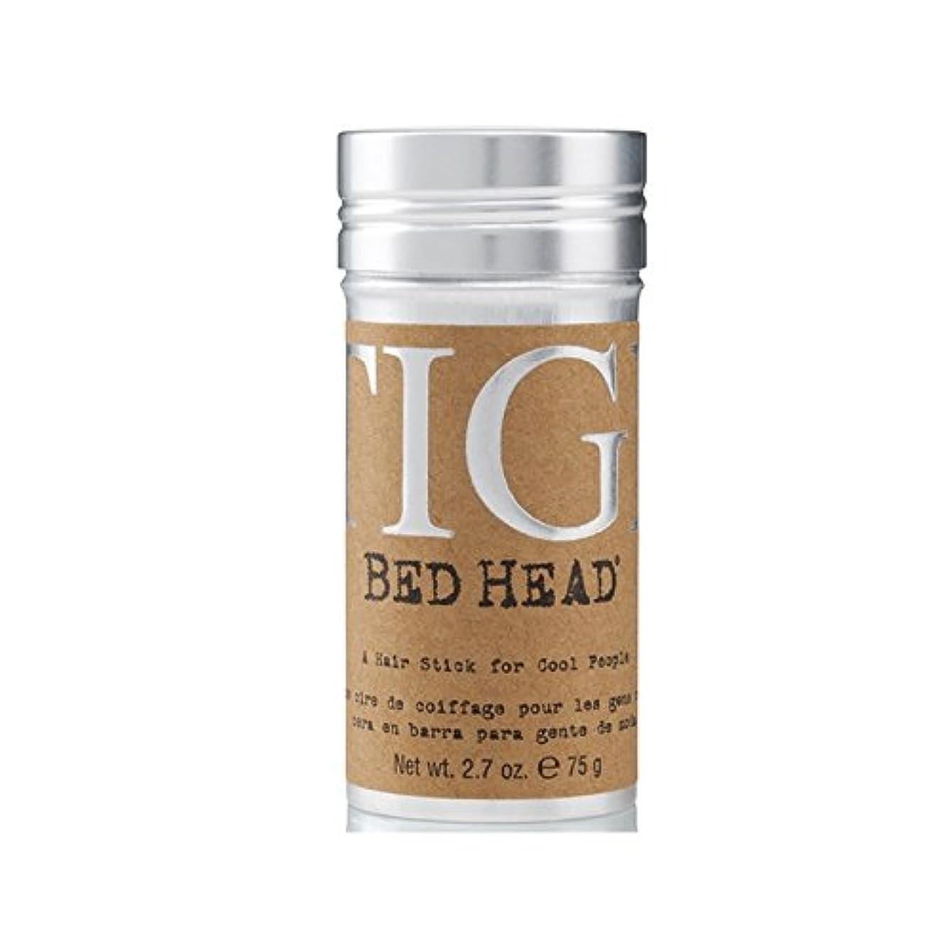 一緒に裁判所まっすぐにするTigi Bed Head Wax Stick (75G) (Pack of 6) - ティジーベッドヘッドワックススティック(75グラム) x6 [並行輸入品]