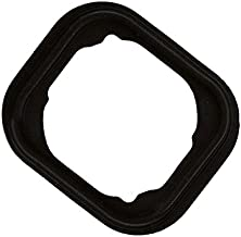 BisLinks Adhesive Home Button Rubber Spacer Holding Gasket Replacement Part for iPhone 6