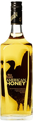 Wild Turkey American Honey Liqueur blended with Bourbon (1 x 1 l)