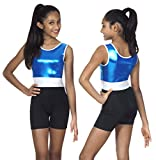 CARE INSTRUCTIONS: Designed for daily use. Like other stretchable materials, hand-washing is recommended, at room temperature (do not soak). DESCRIPTION: This Unitard with a little bit of sparkle is the perfect way to hit the mat in style for your li...