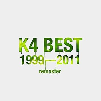 K4 Best 1999-2011 Remaster