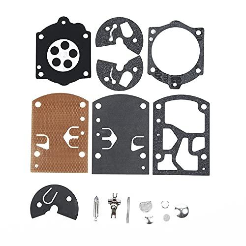 XIN HONG Kit de reparación de carburador de para Homelite 650 750 FP100 Walbro K10-WB Accesorios de autos nuevos y de alta calidad.