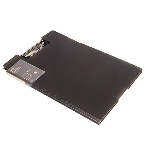 File Folder,Padfolio Clipboards Folder Forms Holders Folder Portfolio Conference A4 Wring Pad Business School Office Folder Document Notepad Clip Board Pad Foldover Paper Organiser