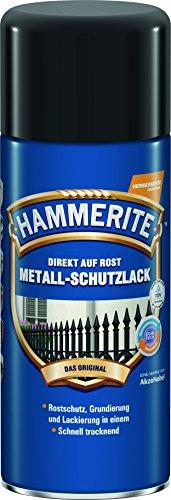AKZO NOBEL (DIY HAMMERITE) Metall-Schutzlack glänzend Weiß 0,400 L, 5087596 Farbe :Weiß