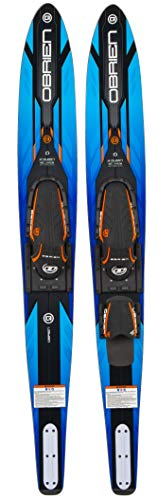 O'Brien Jr Celebrity Kids Combo Water Skis, 58