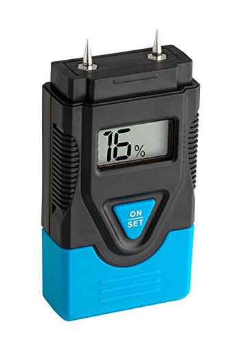 """TFA \""""HumidCheck Mini\"""" Materialfeuchte-Messgerät 30.5502, zur Holz- und Baufeuchtemessung, mit Temperaturanzeige"""