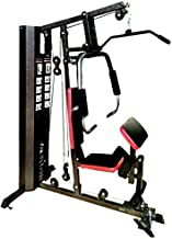 Fitness World, Multi Exercise Home Gym, Black